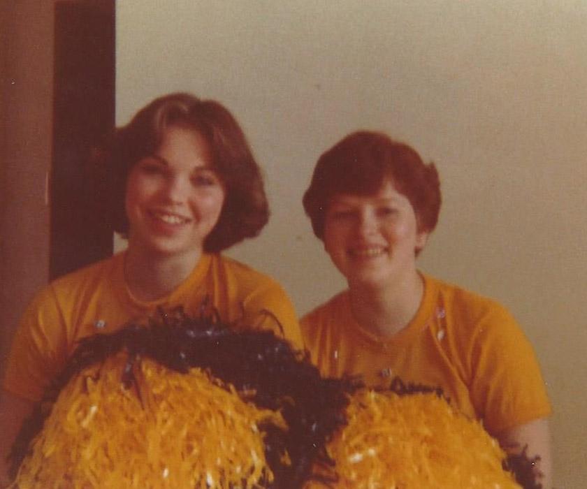 Glenda Schram & Cindy Down
