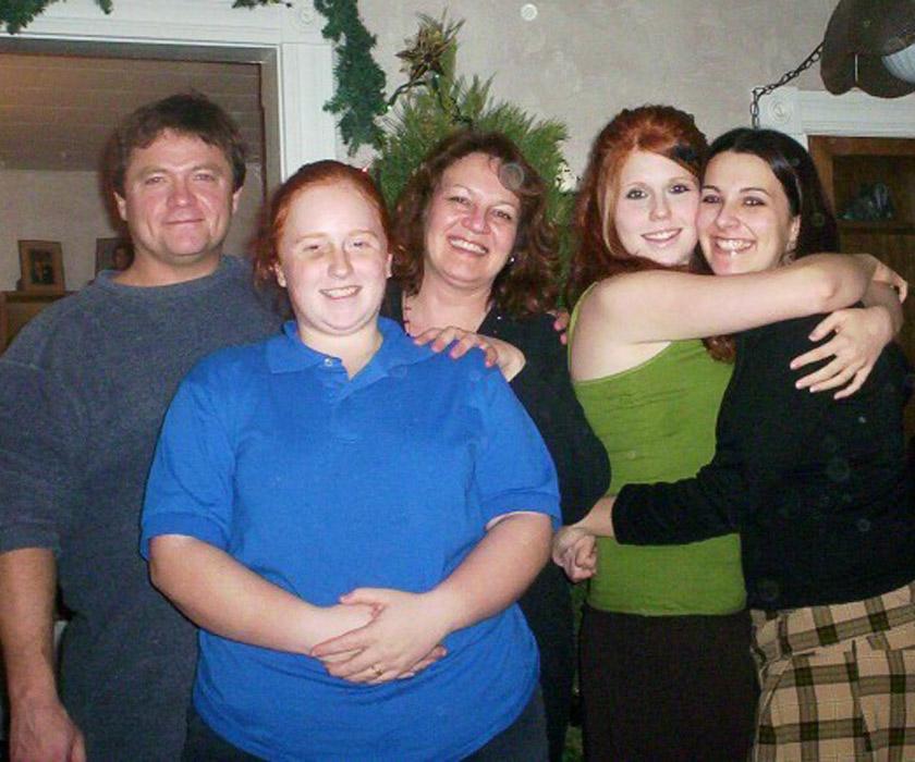 Mark Kelsi Susan Erin Stephanie missing Holly and Morgan